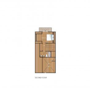 2 story detached floorplan second floor