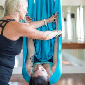 Arieal Yoga