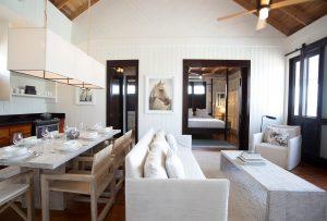 Family Cottage Living Room
