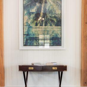 Four Bedroom Villa furniture details