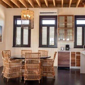 four bedroom villa kitchen