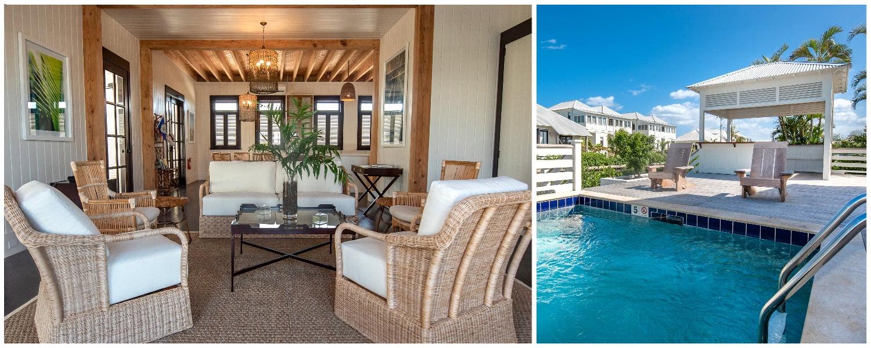 four bedroom villa accommodations