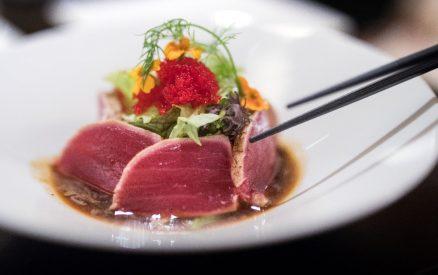 fresh belize sushi