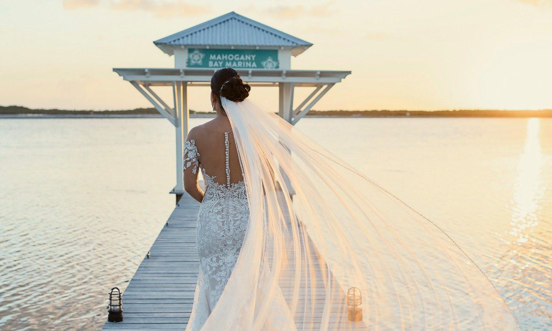 marina bridal photoshoot