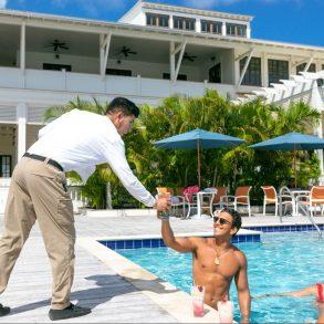 shaken pool service