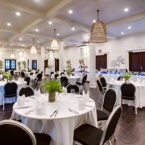 ballroom buffet