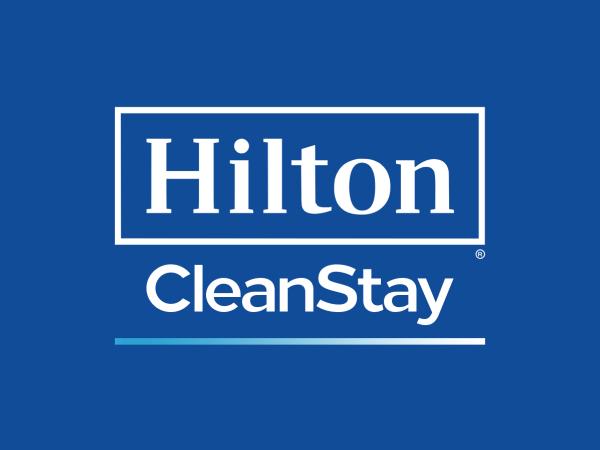 Hilton CleanStay logo