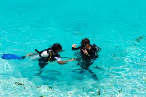 onsite diving