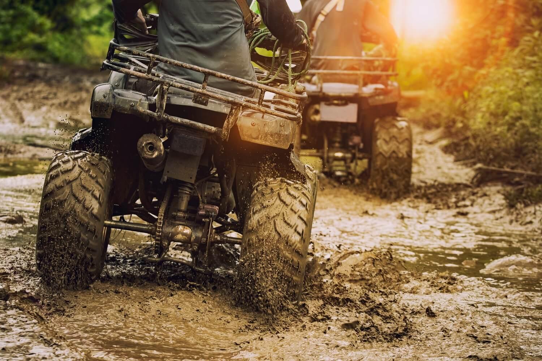 ATV Riding in Belize