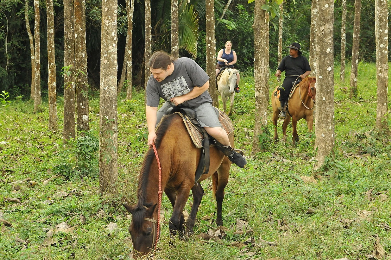 Horseback Riding Belize