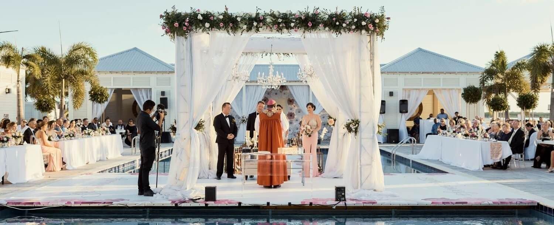 Wedding in Mahogany Bay